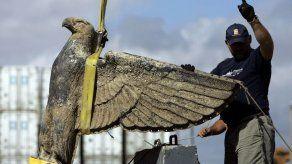 Uruguay: obligan al Estado a vender polémica águila nazi