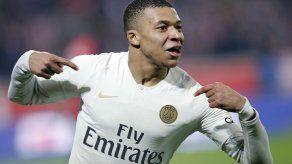 Mbappé quiere jugar en la Eurocopa y JJOO de Tokio en 2020