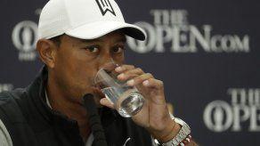 Woods aprieta el paso para el último major del año