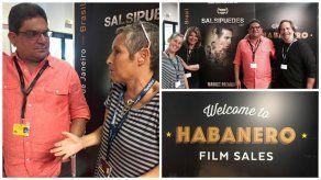 Logran acuerdo para distribuir la película Salsipuedes en Latinoamérica