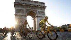 El ciclista colombiano Egan Bernal gana el Tour de Francia