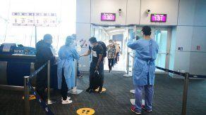 Arriban a Panamá 60 ciudadanos que estaban varados en República Dominicana
