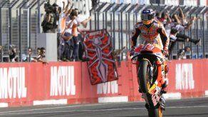 Márquez triunfa en Japón y asegura título de MotoGP