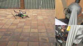 Cae dron con granadas en casa de secretario estatal de seguridad en México