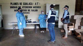 Migración confirma muerte de menor de 2 años del albergue de Gualaca
