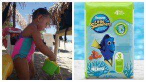 ¿Por qué unos pañales específicos para la playa y piscina?