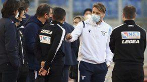 Serie A: Lazio se presenta a jugar con Torino en cuarentena