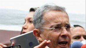 Uribe dice que asumirá cargo de senador con el mismo impulso de la batalla