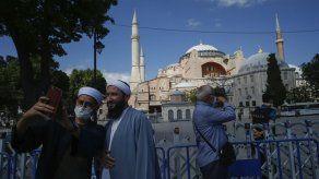 Europa critica a Turquía por mezquita