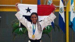Oro para Miryam Roper en Judo de los Juegos Centroamericanos