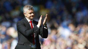 Nuevo tropiezo de Solskjaer; Everton apalea al Man U
