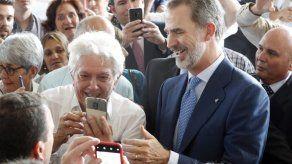 Rey de España aboga por pluralidad y libre expresión en Cuba