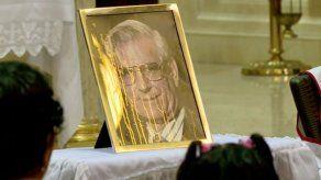 En emotiva ceremonia religiosa dieron el último adiós a Thomas Ford