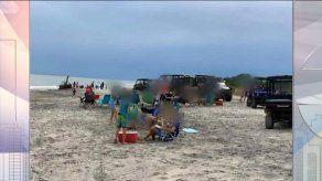 Evalúan aumentar sanción impuesta a 24 personas que se mantenían en una playa en Coclé