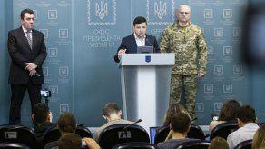 Ucrania y separatistas se culpan mutuamente por combates