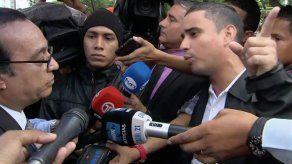 Universitarios cierran la vía por caso Odebrecht