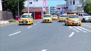 Los taxis deberán cumplir con las normas y medidas de bioseguridad por la pandemia del covid-19.