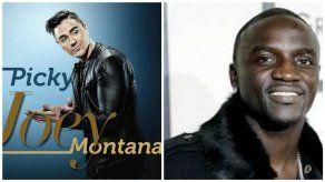Joey Montana graba remix del tema Picky junto a Akon