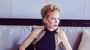 El vestido de Nicole Kidman en los Globos de Oro implicó 425 horas de trabajo
