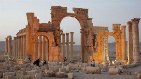 Palmira puede desaparecer en meses por la destrucción del EI