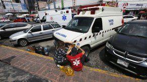Ambulancias piratas se aprovechan del coronavirus en México
