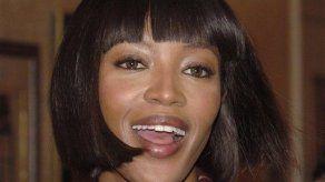 Naomi Campbell celebra su cumpleaños en Tierra Santa