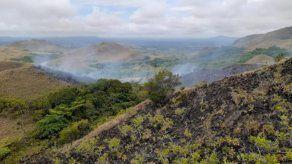 Reserva Hídrica Cerro Guacamaya en Coclé.