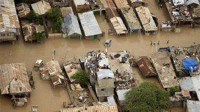 Tormenta Hanna inunda Haití