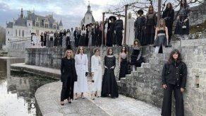 Chanel presenta un desfile en línea desde el castillo de Chenonceau