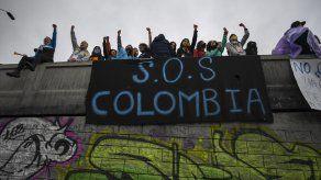 Líderes de las movilizaciones en Colombia se dijeron abiertos a un diálogo directo con Duque, sin intermediarios.