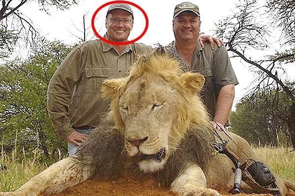 Acusan a hombre de EEUU cazar ilegalmente a león en Zimbabue