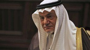 Un príncipe saudí critica duramente a Israel en una cumbre