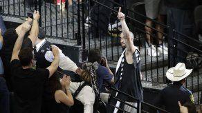Tras eliminación de los Spurs