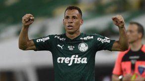Autor del gol que dio la Libertadores al Palmeiras