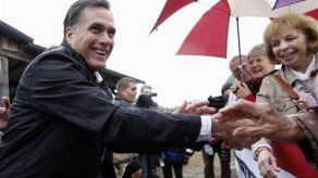 Minoría de votantes podría darle la candidatura a Romney