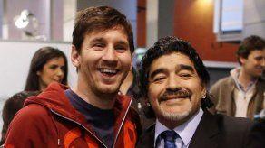 Tomada de la cuenta oficial de Instagram de Messi