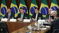El presidente de Brasil en la Cumbre Iberoamericana.