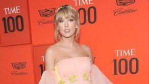 Taylor Swift ha grabado una colaboración con Katy Perry y Selena Gomez