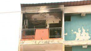 Incendio en apartamento de edificio ubicado en Barraza fue controlado