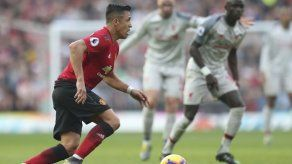 Man United: Alexis Sánchez afronta 6 semanas de baja