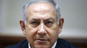 Policía israelí recomienda procesar a Netanyahu