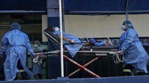 Actual ocupación de las camas en las UCI por casos de COVID-19 rebasa los números de julio