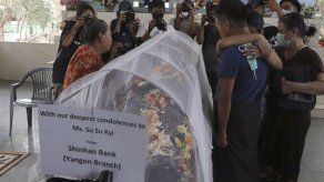 Suben los muertos en la represión a las protestas en Myanmar