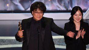 Surcoreana Parásitos gana el Óscar a mejor película internacional