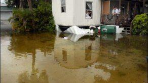 Bush declaró emergencia en Florida por catástrofe de Fay
