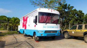 Clínica Móvil se trasladará a la Costa Abajo de Colón este lunes y martes