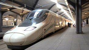 Abre a los pasajeros la línea de tren de alta velocidad La Meca-Medina