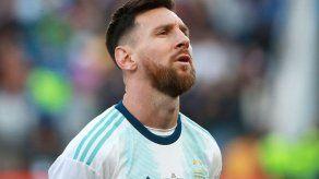 Messi regresa a la selección argentina para amistosos con Brasil y Uruguay