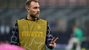 El Inter de Milán pone en el mercato al danés Eriksen
