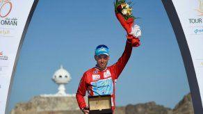 Nibali se adjudica la Vuelta a Omán